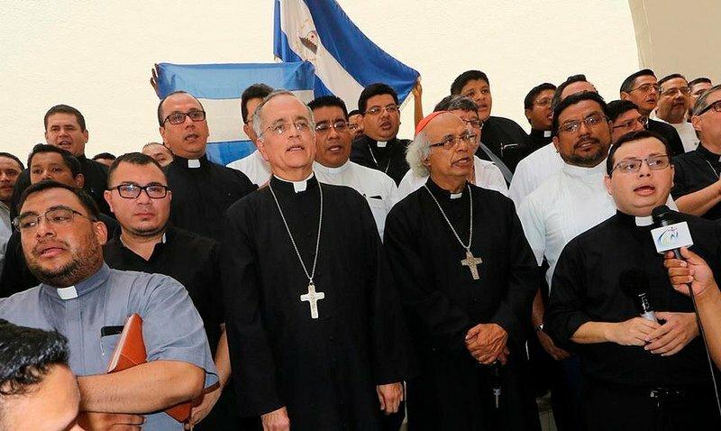 Obispos de la CEN