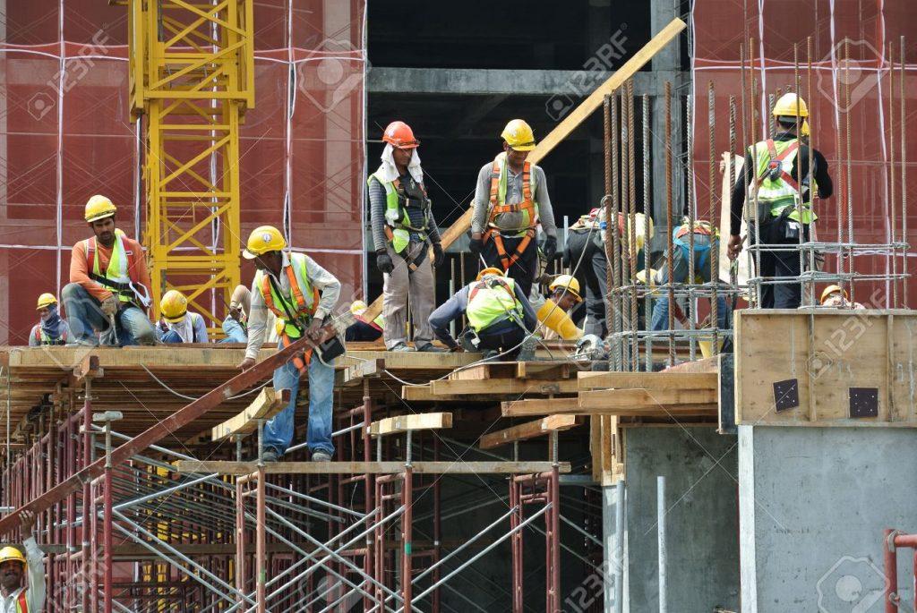 Trabajadores de la Construccion