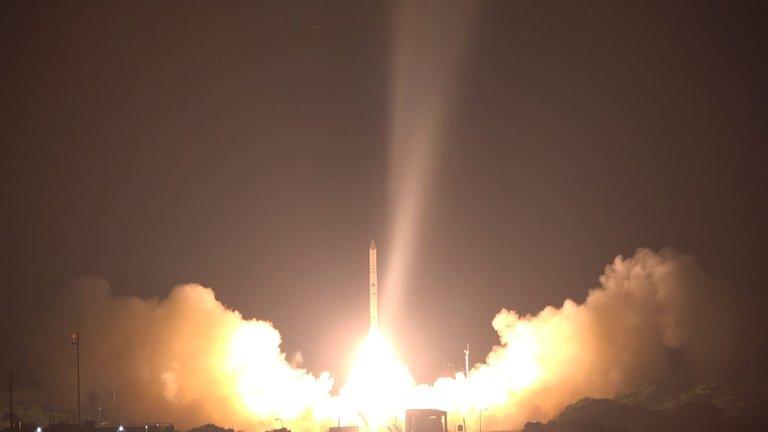 Estado Israel lanzo satélite para defenderse de sus enemigos ayaolas