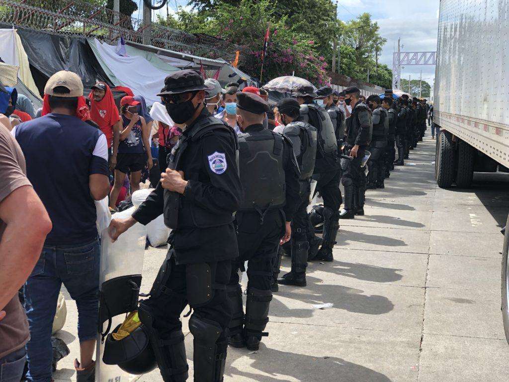 nicas bloqueados en Costa Rica